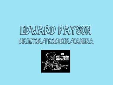 Edward Payson Production Reel