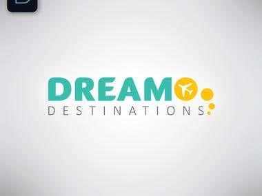 Logo Design - Dream Destinations