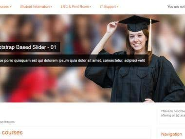 Moodle :- http://www.h2.academy/