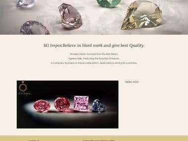 Diamond Website.