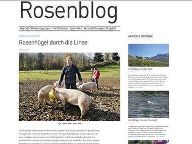 Rosenblog