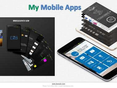 BrillianceLed App(Hardware , Software)