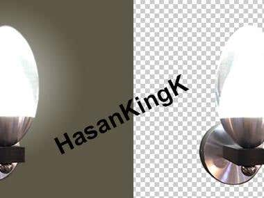 Egg Light Transparent