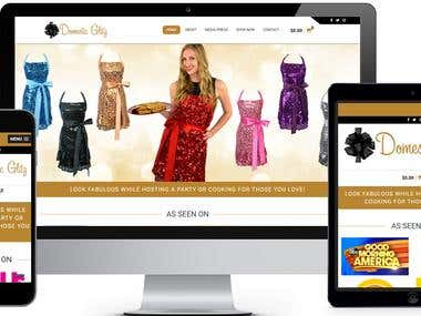 Online Store Design and Development