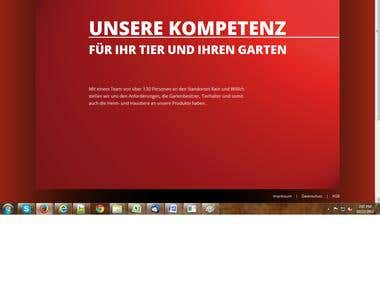 degro web site this is german web site