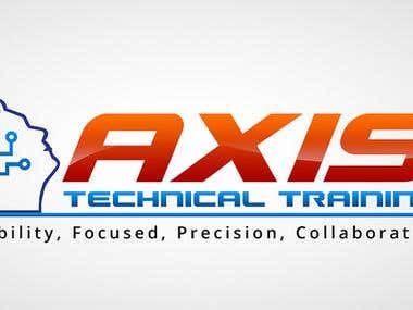 Axis Technical Training Logo