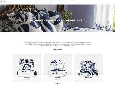 e-Commerce Store (WordPress)