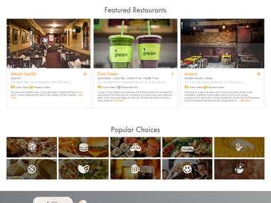Muchado: Food Delivery/Restaurant Finder