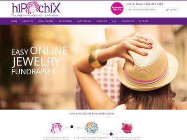 PHP Ecommerce Website