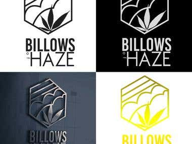 Logo Design for Billows of Haze