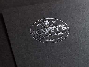 Logo Contest - Kappy's