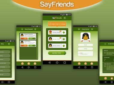 SayFriends
