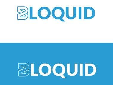 Bloquid logo