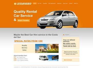 Car hire service