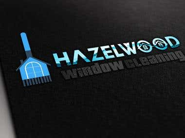 Window cleaning logo