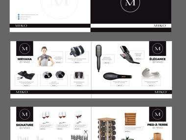 Brochure/Product Design