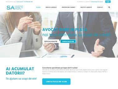Law's Website