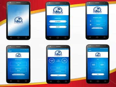 CBRC College app for reward point notification Android app