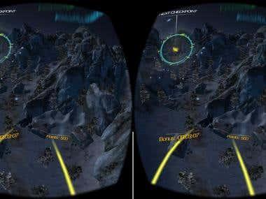 Saphira Equilibrium VR