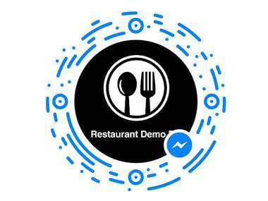 Restaurant Demo Bot