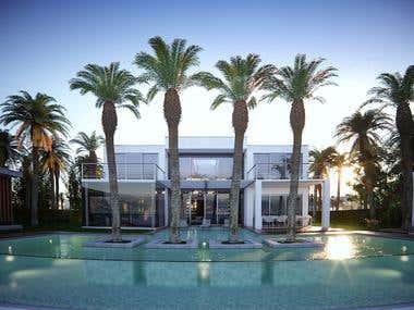 Miami Residential House