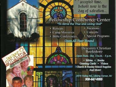Fellowship Deaconry Full Page Ad