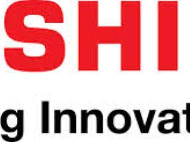 Toshiba Medical Systems Auction Tracking Software