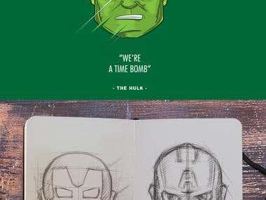 Avenger Character