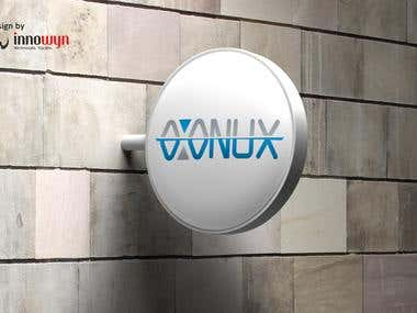 Display, Native ad Company Logo Design