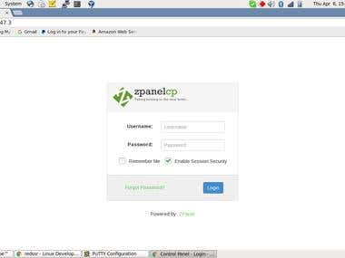 Zpanel Installation on Centos 6