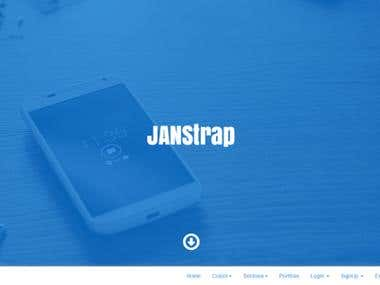 Bootstrap Theme