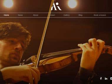 Musicians Personal Profile