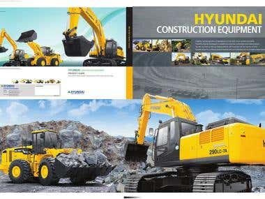 HUYNDAI CONSTRUCTION EQUIPMENT