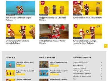 E-Commerce Website - http://adeovevita.com/nina/fourth