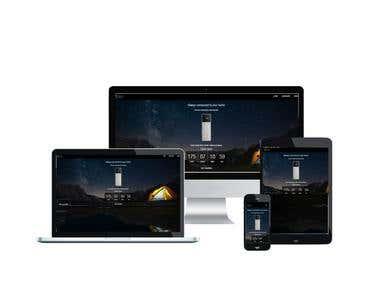 Marketing - Web app Angular2 - JBOSS