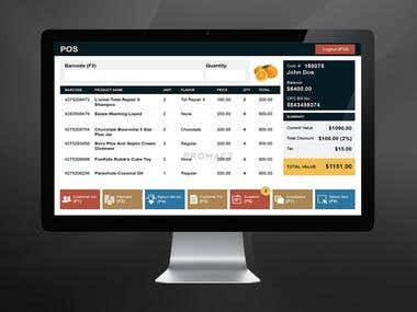 Merchant Service --- An ERP Web Application