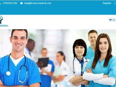 License Medical