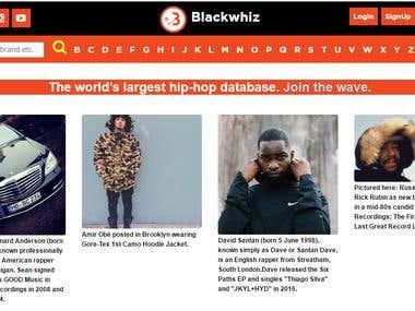 Blackwhiz