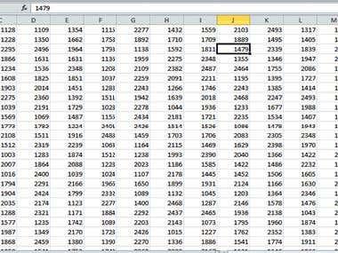 Data Entry(Work)
