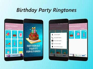 Birthday Party Ringtones