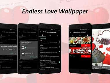 Endless Love Wallpaper