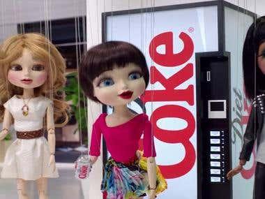 Diet Coke: Handbag