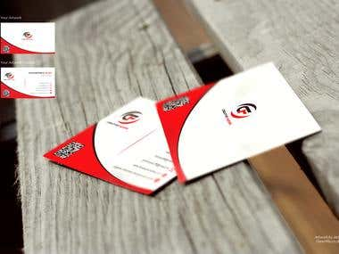 Branded Business card