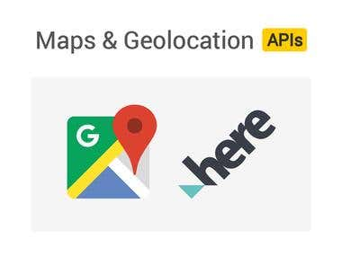 Maps & Geolocation APIs