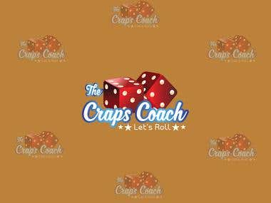 The Craps Coach logo