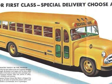 Carpenter School Bus Brochure