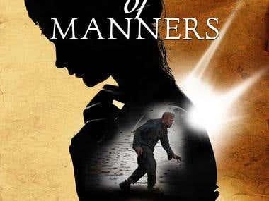 Book cover design for Jeannie Morgan