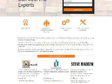 Brandixi3 Landing Pages