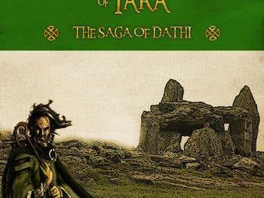 The Screaming Stones of Tara Back Jacket legend