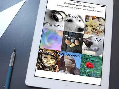 Painted World eBook App
